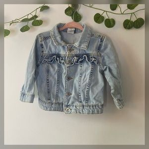 H&M baby girl jackets size 9-12 months (3/$25)